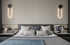 Hotel Guest, Bedroom Wardrobe, Blue Rooms, Guest Room, Modern Design, Interior Design, Space, Furniture, Home Decor