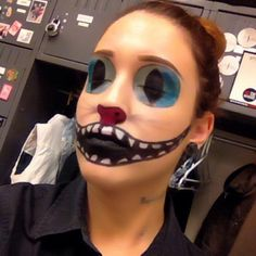 _ohbrit's Halloween look. Tag yours with #SephoraSelfie and #Halloween. You could be featured here too!