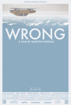 Wrong Movieposter | #movieposter
