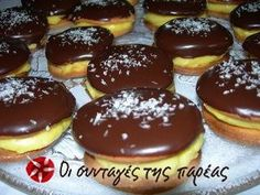 Μια συνταγή του Στέλιου Παρλιάρου. Greek Sweets, Greek Desserts, Party Desserts, Greek Recipes, Candy Recipes, Cookie Recipes, Dessert Recipes, Greek Cake, Cyprus Food