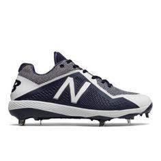 4040v4 Men's Baseball Shoes - Navy/White (L4040TN4)