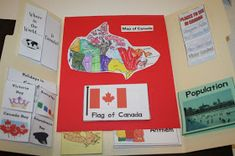 Adventures in Homeschooling: Canada Unit Study for the Geography Fair Canada For Kids, Canada Information, Education Templates, World Geography, Life Learning, Kindergarten Activities, Preschool Ideas, Craft Ideas, History Teachers