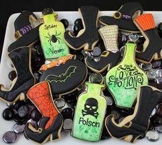 Halloween cookies                                                                                                                                                                                 More
