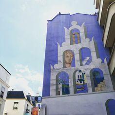 Street art rue Raymond Losserand Paris 14eme balade du 6 août 2016 Paris 14eme, Street Art Graffiti, Banksy, Rue, Mount Rushmore, Magic, Canvas, Artist, Painting