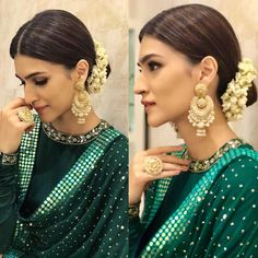"389 Likes, 9 Comments - Aasif Ahmed (@aasifahmedofficial) on Instagram: ""Going all traditional for this stunner @kritisanon for #Navratri ##kritisanon #bollywood #actress…"""