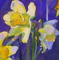 Louisiana Edgewood Art Paintings by Louisiana artist Karen Mathison Schmidt: Back to the easel!