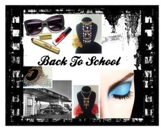 """""""Back To School...."""" by martinimermaid ❤ liked on Polyvore featuring vintage"""