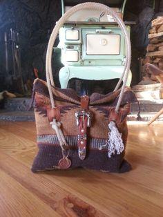 Saddle Blanket Purse