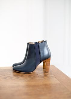 Sézane - Bottines High Chelsea