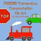 Honk!+Honk!+Coming+through!+This+tremendous+transportation+clip+art+is+just+what+you+need+to+add+some+color+to+your+latest+resource.+These+3+differ...