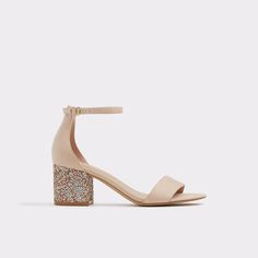 96e91c4561971 Victoriaa Summer sophisticaed ankle strap sandal with trend forward cork block  heel. Casual and comfortable
