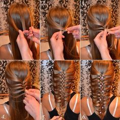 Cool! Would probably be hilarious to try with curly hair!
