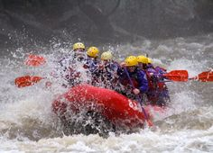Ohiopyle State Park whitewater rafting with Wilderness Voyageurs.  The Lower Yough is a class 3 rafting trip that is available every day April thru October.  www.wilderness-voyageurs.com  #ohiopyle #whitewaterrafting
