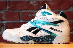 REEBOK SCRIMMAGE MID (PORCELAIN) - Sneaker Freaker