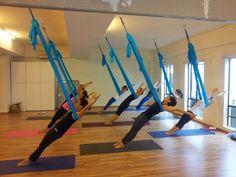 Fly Yoga with Chris @ Aravind Yoga Studio KL (Aravind Center)