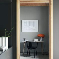 Massproductions - Icha Chair and Icha Desk