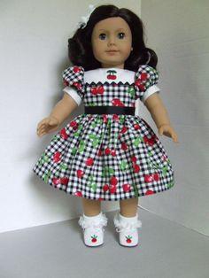 Cheery cherry dress