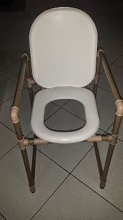 PVC PASSO A PASSO: Cadeira de banho em PVC - Projeto do Paulo Miranda...