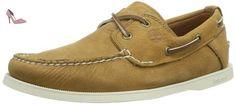 Timberland Ekhert2Eye, Chaussures bateau homme, Marron (Light Brown), 44.5 EU - Chaussures timberland (*Partner-Link)