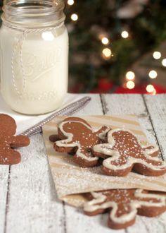 Healthier Homemade Gingerbread Men |www.cumbriaplantationshutters.com