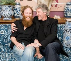 Roger Waters & son Harry Waters