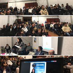 Cascia, 26 maggio 2017. Claudio Ricci al sostegno di Luisa Di Curzio candidato Sindaco (presente l'On. Nicola Bono). Tanti sostenitori all'incontro. Auguri a tutti.