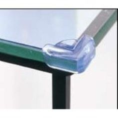 Corner Cushions for Glass Tables or Shelves - 4 Pack $4.21