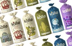 Designed by Big Fish, Kallo makes delicious, natural, healthy alternatives to things like cakes, biscuits, bread and even stock cubes. They ...