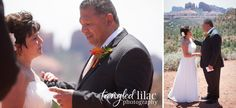 Sedona Wedding | Elopement Session Here the Tangled Lilac team photographed Carol & Jim's beautiful destination session