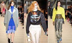 Balenciaga, by Nicolas Ghesquière, un mago para contextualizar moda y tendencias;-) apuesta por el #futurismo..
