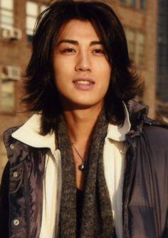 Ridiculously Photogenic Jin Akanishi