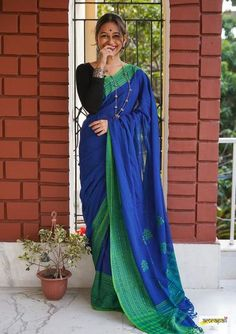 While all our six yards are equally precious and treasured by us, we would like to present you few top-listed pieces that have received the most amount of love in the past. Grab them before they're gone. Jamdani Saree, Silk Sarees, Lace Saree, Saree Styles, Blouse Styles, Saree Poses, Saree Blouse Designs, Blouse Patterns, Beautiful Saree