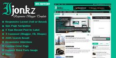 TOP 10 RESPONSIVE BLOGGER TEMPLATES OF 2013 - Techno2know