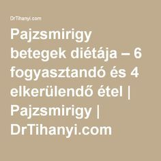 Pajzsmirigy betegek diétája – 6 fogyasztandó és 4 elkerülendő étel | Pajzsmirigy | DrTihanyi.com Anna