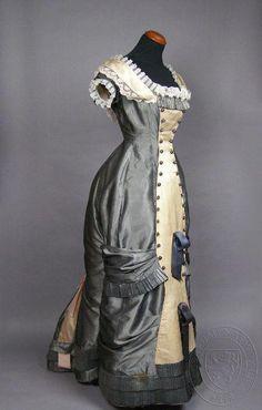 d1cc9d0bd8 42 Best Late 19th Century Day Dress images