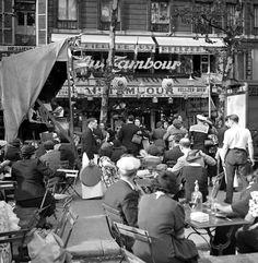 Paris 14 juillet 1938, place de la Bastille Photos Willem van de Poll