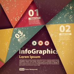 Best 55 Free Infographic Vector Templates