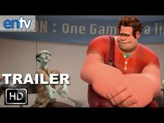 Wreck It Ralph Official Trailer: John C. Reilly Travels Through Video Games As A Hero Disney Channel Games, Disney Games, Disney Movies, Disney Pixar, Wreck It Ralph, Ghibli, Alternative Education, Disney Animated Films, Why Try