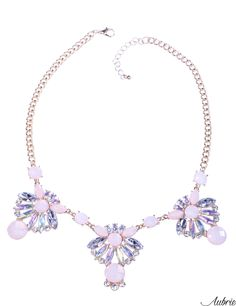 #aubrie #aubriepl #aubrie_necklaces #necklaces #necklace #jewelery #accessories #rimon #pastel #colorful #shine #crystal