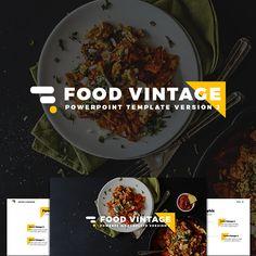 Food Vintage PowerPoint Version 2