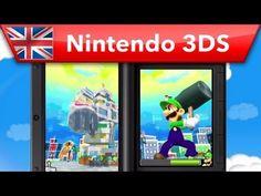 Mario & Luigi: Dream Team Bros. - Gameplay Trailer (Nintendo 3DS)
