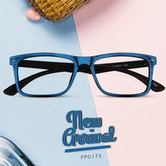 caff323ae6c Cytheria Rectangle Glasses FP0175-01