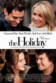 THE HOLIDAY, I love everything about this movie..