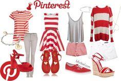 Social Media Inspired Outfits- Pinterest