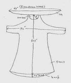 Artsy Fartsy Muslimah: DIY: How to sew a French Jilbab