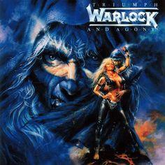 Warlock - Triumph and Agony #metal #album #music