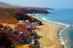 Legzira Beach, Sidi Ifni, Morocco