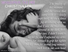 Illustrated Temptations: Whisper To Me by Christina Lee