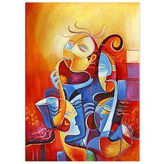 Abstract Oil Painting Modern Artwork. 100% Modern Artwork Hand Painted Abstract Oil Painting.  #art #artist #party #artwork #heart #instaart #makeupartist #streetart #arte #Startup #earth #artsy #artistic #artoftheday #digitalart #jakarta #arts #nailart #contemporaryart #cartoon #fineart #instaartist #artists #artofvisuals #fanart #myart #urbanart