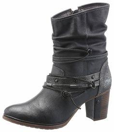 Mustang Shoes Westernstiefelette Jetzt bestellen unter: https://mode.ladendirekt.de/damen/schuhe/stiefel/westernstiefel/?uid=9f2a86c6-f59e-59cf-8b96-56007cc7863a&utm_source=pinterest&utm_medium=pin&utm_campaign=boards #stiefel #schuhe #westernstiefel #basic